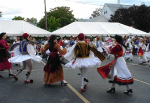 Pawtucket Greek Festival