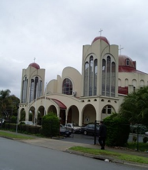 Feast of Saint Athanasios Orthodox Church