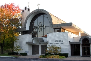 Feast of Saint George Greek Orthodox Church