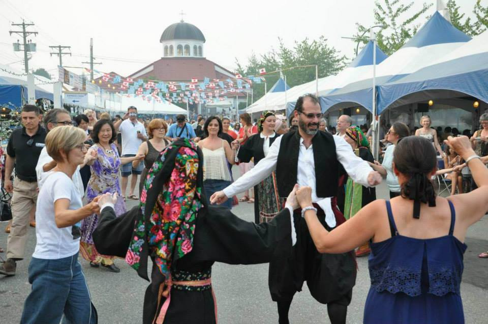Vancouver Greek Summer Festival